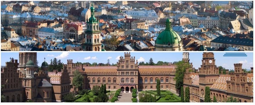 City break Lviv - Chernivtsi